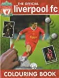 The Official Liverpool FC Colouring Book