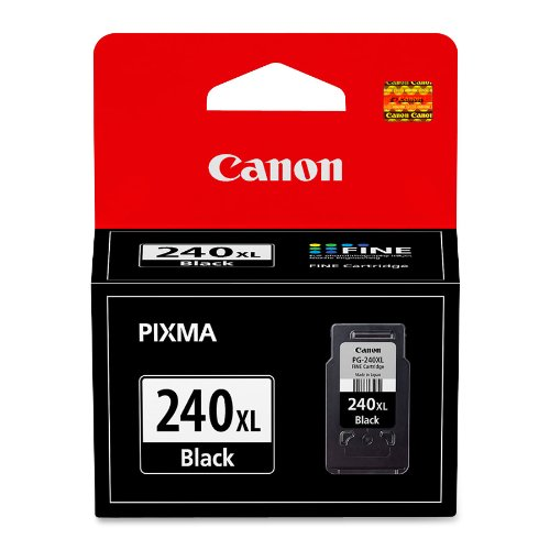 41VQUSH4kiL Canon PG 240XL Office Products FINE Cartridge Ink