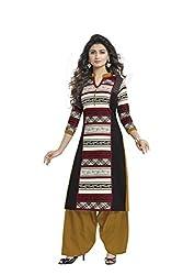 PADMiNi Ethnicwear Women's Kurti Fabric Mulati-Coloured Free Size