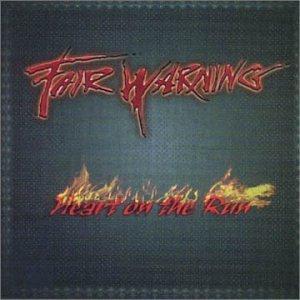 Heart on the Run by Fair Warning (2000-05-16)