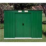 BillyOh Metal Shed - Sutton Pent 8' x 4'