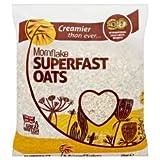 Mornflake Superfast Oats 2kg (Pack of 6)
