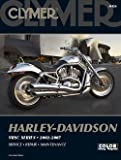 Clymer M426 Service Manual 2002-2007 Harley Davidson V-Rod VRSC Series M426