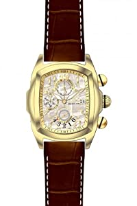 Invicta Men's 12620 Lupah Automatic Chronograph Rhodium Dial Watch