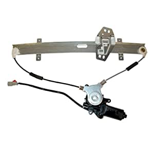 1998 2002 honda accord sedan 4 door front for 2000 honda accord window regulator