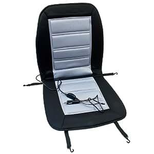 couvre si ge chauffant coussin chauffant voiture hygi ne et soins du corps. Black Bedroom Furniture Sets. Home Design Ideas
