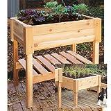 Cedar Creek 2424 Raised Garden Planter 24 x 36 x 24