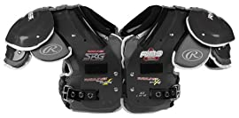Rawlings A3 AIMS Pro/College Football Shoulder Pads (Running Back/Defensive Back) (Call 1-800-327-0074 to order)