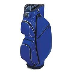 Buy Datrek CB-Lite Golf Cart Bag, Royal Black Silver by Datrek