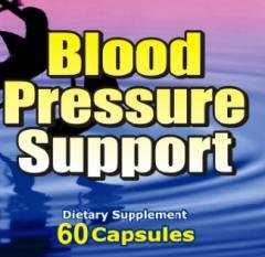 Blood Pressure Advanced Herbal Formula - Natural Blood Pressure Supplement - Includes Hawthorn Berry And Olive Leaf Extracts - Developed To Help Support Healthy Blood Pressure Levels