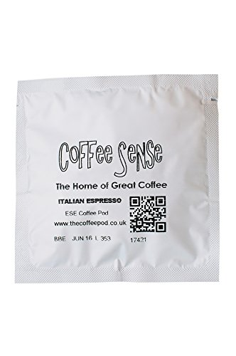 Find ESE Italian Espresso Coffee Pods 44mm by Coffee Sense - Coffee Sense