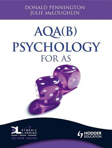 AQA (B) Psychology for AS (A Level Psychology)