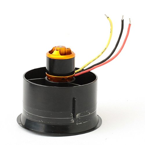 Neewer® Aeo Aircraft 4300Kv Brushless Motor 55Mm 8 Blade Electric Ducted Fan Edf Om129