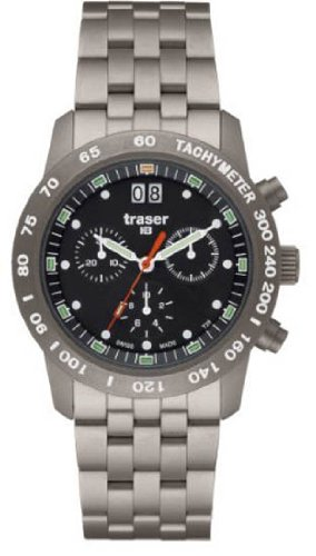 Traser T 4006 Men's Chronograph Classic Big Date