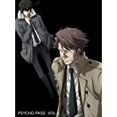 PSYCHO-PASS サイコパス VOL.3 【Blu-ray】