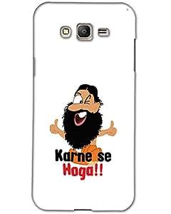 MobileGabbar Samsung Galaxy J2 (2016) Back Cover Printed Hard Case
