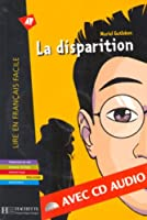 La disparition (1CD audio)