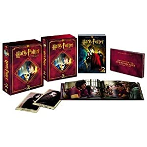 harry potter coffret ultimate edition blu ray from 7 18 hi def ninja pop culture. Black Bedroom Furniture Sets. Home Design Ideas