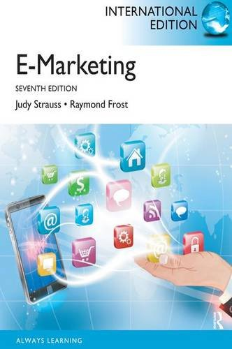 E-marketing: International Editions