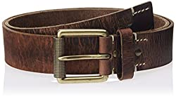 WAC Men's Leather Belt (8907222328771_X-Large_Tan)
