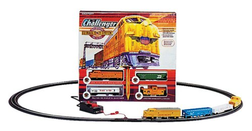 Bachmann Ho Challenger Train Set