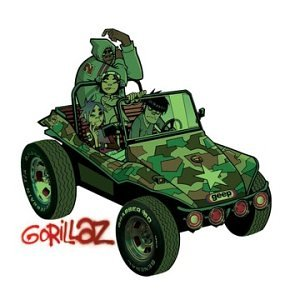 Recommended Today -  Gorillaz