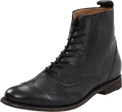 JD Fisk Men's Logan-1 Boot,Black Leather,9.5 M US