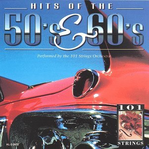 101 Strings - Hits of the 50