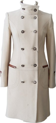Buy High Quality Wool Coat – Ladies Double Breasted Wool Coat