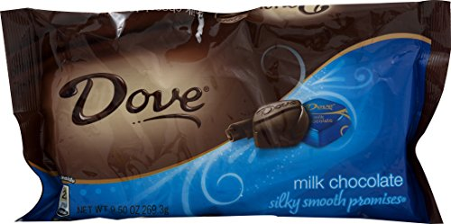 Dove Milk Chocolate, Silky Smooth  Promises,