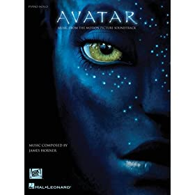 Avatar - Music from the Motion Picture - Piano Solo Songbook