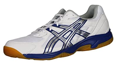 Asics Indoor Sport Shoes Gel-Doha Men 0143 Art. B200J size UK 6.5