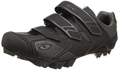 Giro Carbide Bike Shoe - Men's Black/Charcoal 47