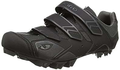 Giro Carbide Shoes Black/Charcoal, 39.0 - Men's