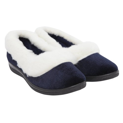 Cheap Ladies/Womens Soft Indoor Footwear/Slippers (B009BFQ3M4)