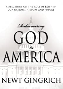 Cover of &quot;Rediscovering God in America: R...