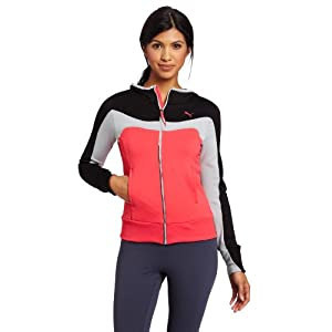 Running Jackets Puma Women S Faas Hooded Jacket