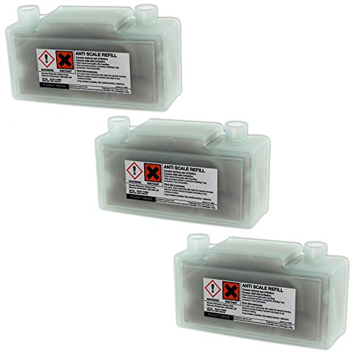 3 x Morphy Richards 42242 Steam Generator Iron Anti Scale Filter Cartridge