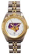 Northern Iowa Panthers- (University of) Ladies Executive Stainless Steel Sports Watch