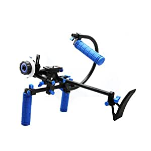 60D 1D 1/4'' 5DII : Professional Video Stabilizers : Camera & Photo