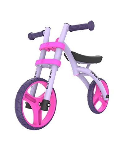 YBIKE Extreme 2.0 Balance Bike, Purple