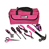 Grip 9 pc Girl Childrens Tool Kit