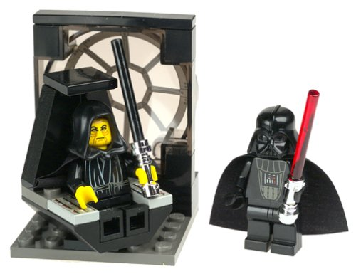 LEGO Star Wars Final Duel 1 Darth Vader  Emperor 7200