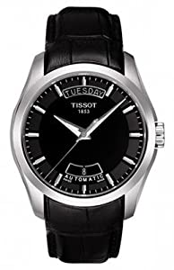 NEW TISSOT COUTURIER AUTOMATIC MENS WATCH T035.407.16.051.00