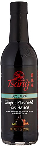House of Tsang Ginger Flavored Soy Sauce (Soy Ginger Sauce compare prices)