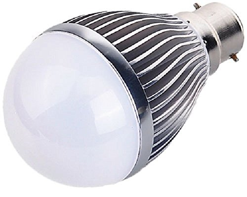 5W Aluminium Body LED Bulb (White)