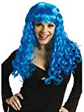 Fun World Blue California Grils Wig Katy Perry Wig Long Blue Wig