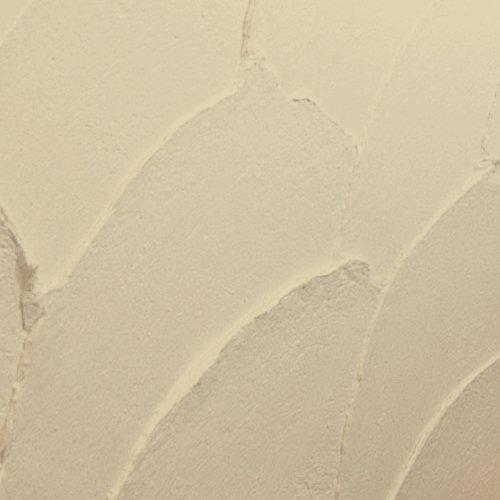 簡単 練り漆喰 壁材・天井材 [5坪用/畳10枚分] 20kg クリーム (A436-SET-S2)