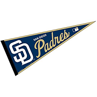 San Diego Padres MLB Large Pennant