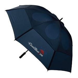 Gustbuster Mens Golf Umbrella 62 Open